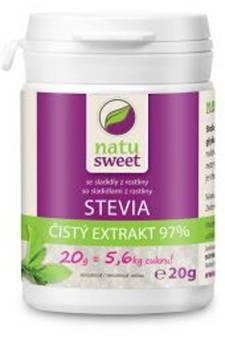 STEVIA ekstrakt 97%